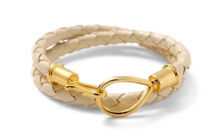 CC & Co Lasso Up Leather Bracelet