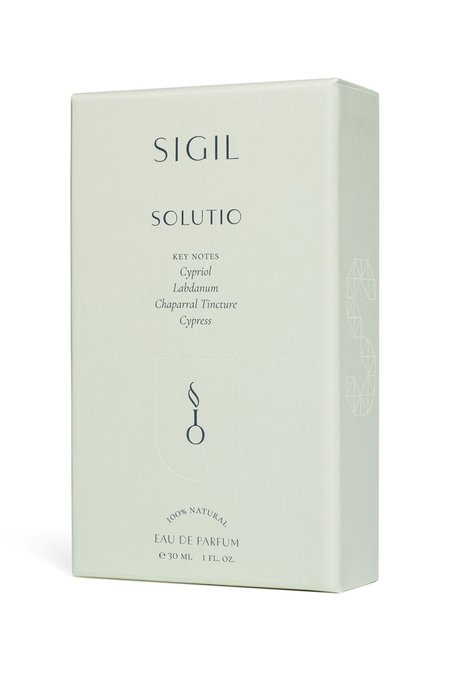 Sigil Scent Perfume - Solutio
