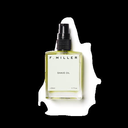 F. Miller Shave Oil