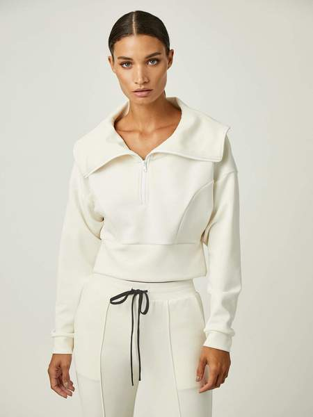 Lanston Sport Kenzie Pullover - cream