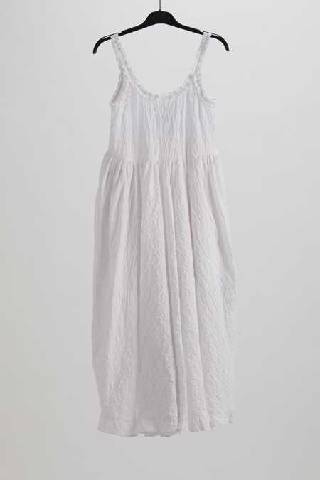 AVN Summer Dress - white