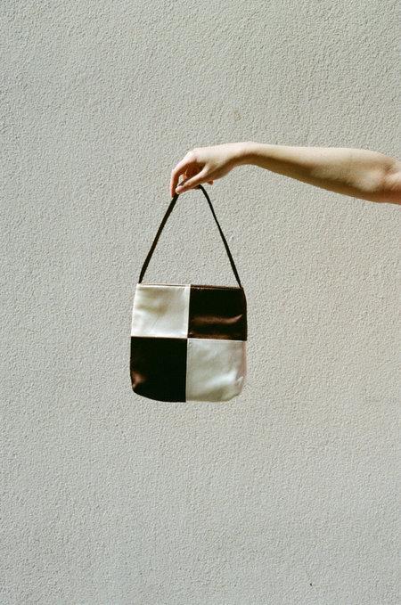 HAI Vera Bag - Brown/White