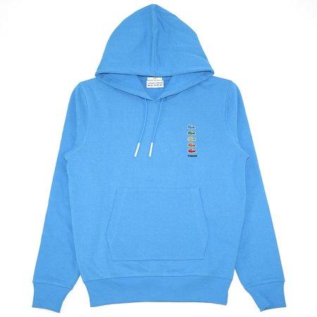 Lacoste x Polaroid sweater - blue