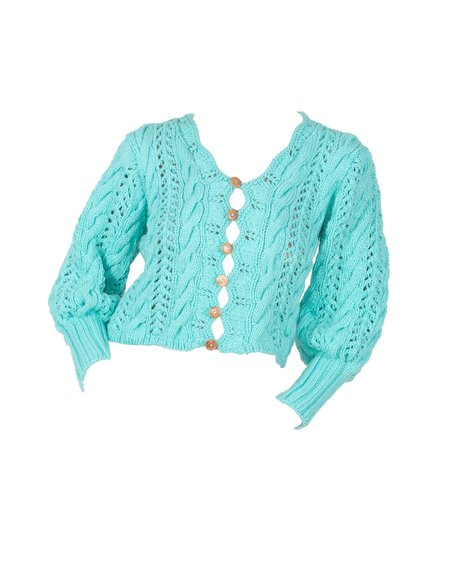 Tach Clothing Dominica Sweater - Turquoise