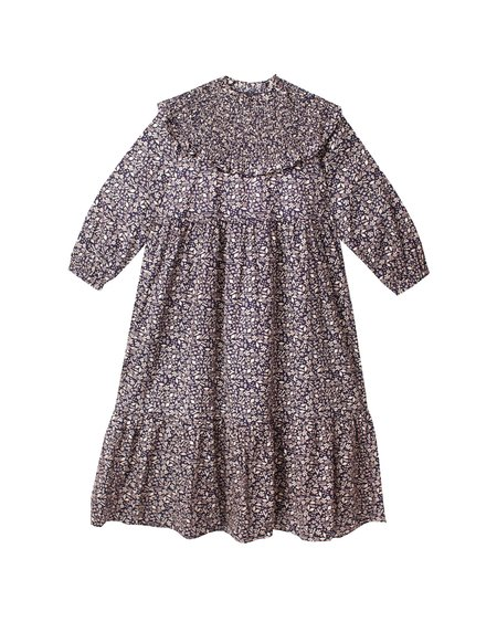 Meadows Jasmine Dress - Japanese Ditsy