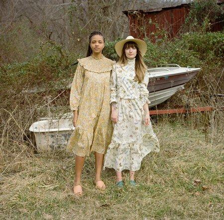 Meadows Jasmine Dress - Joplin Floral