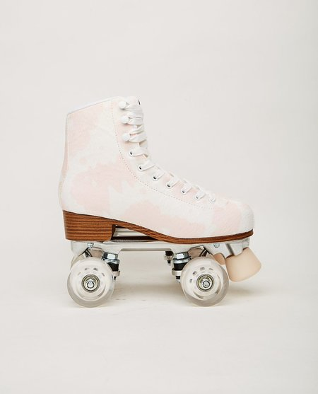 """""""INTENTIONALLY __________."""" Whip It Skate - pink"""