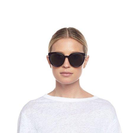 Le Specs Promiscuous Sunglasses - Black