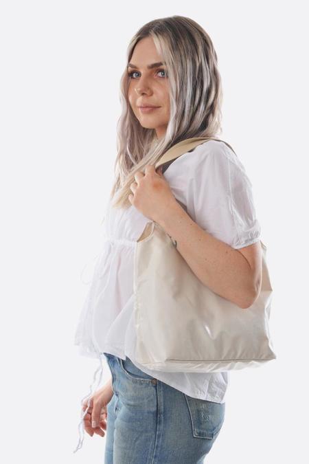 Jack Gomme Tilly Cabas Bag - Cream