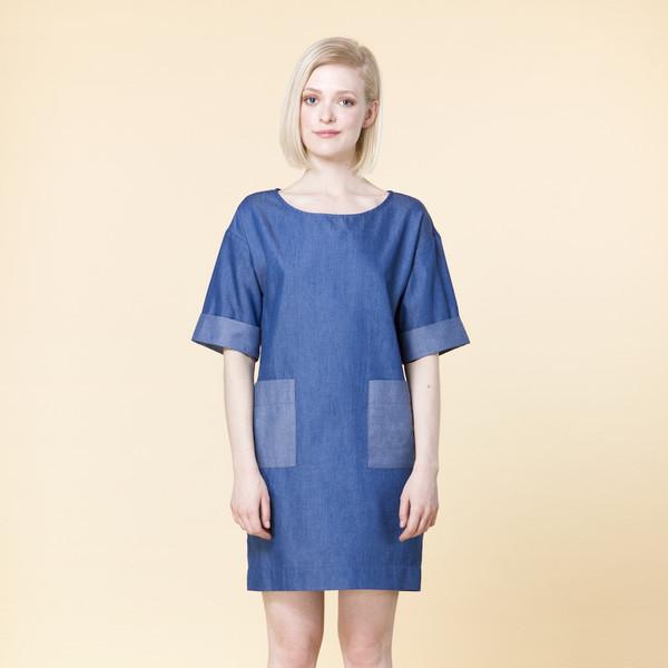 Amanda Moss Clark Dress