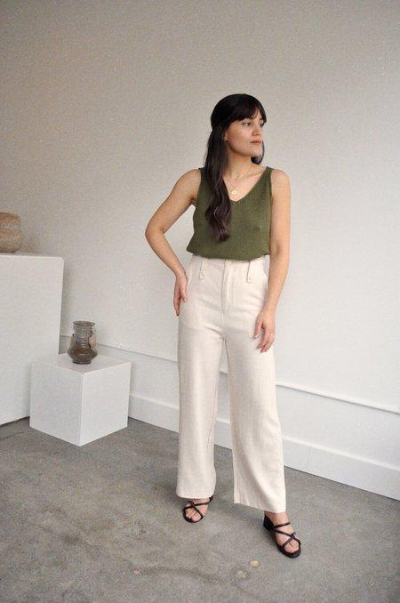 Rita Row Milan Trouser - ivory