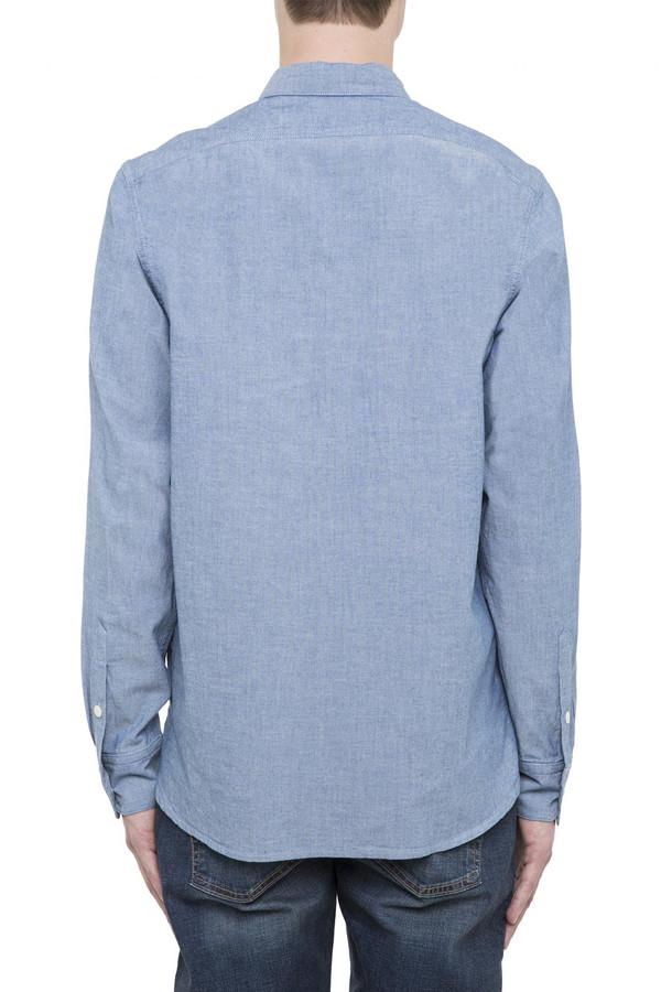 Men's Kitsune Indigo Worker Shirt