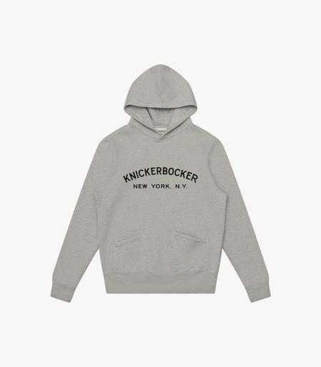 Knickerbocker Core Logo Standard Hoody - Heather