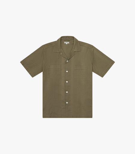 Knickerbocker Cubano Shirt - Olive