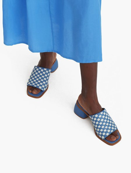 Paloma Wool Chess Sandal - Sky Blue
