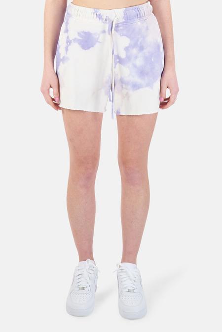 Cotton Citizen Brooklyn Shorts - Lilac