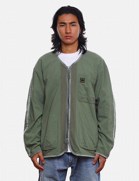Liberaiders Utility Jacket - Olive Green