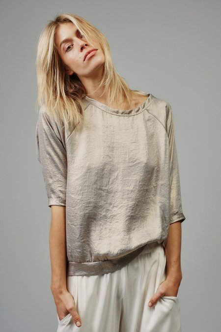AqC JANE sweatshirt - LIQUID GOLD