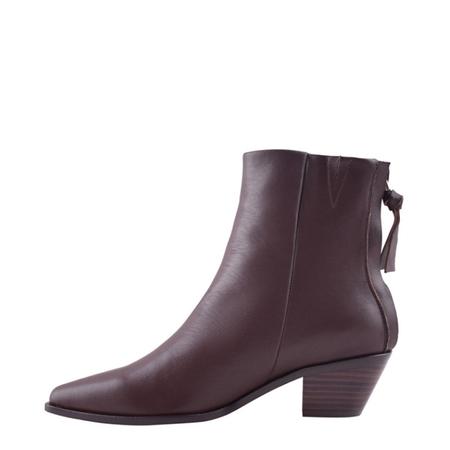 Sol Sana Woodie Boot - Chocolate