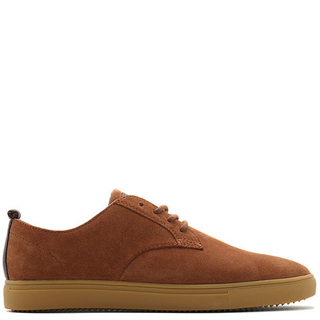 CLAE ELLINGTON SP - GRIZZLY SUEDE