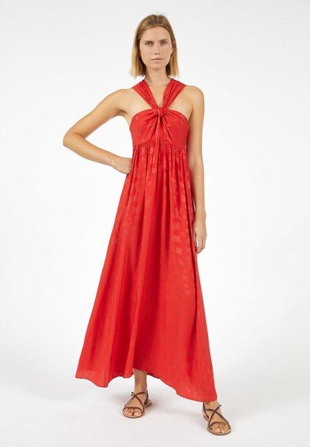 Masscob Donousa Dress - Ruby