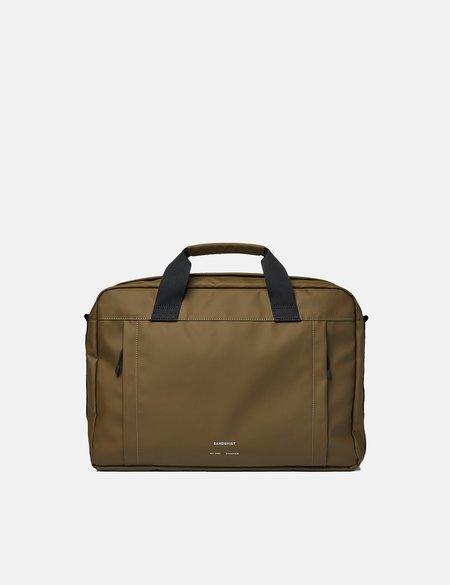 Sandqvist Dal Briefcase - Olive