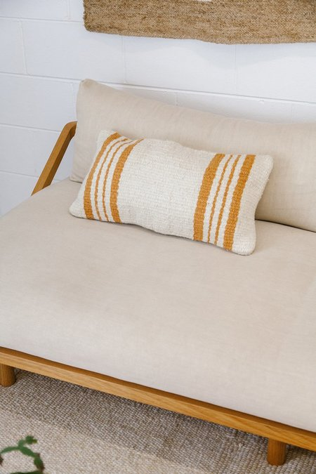Pampa Monte Lumbar #16 Cushion - Desert/Natural
