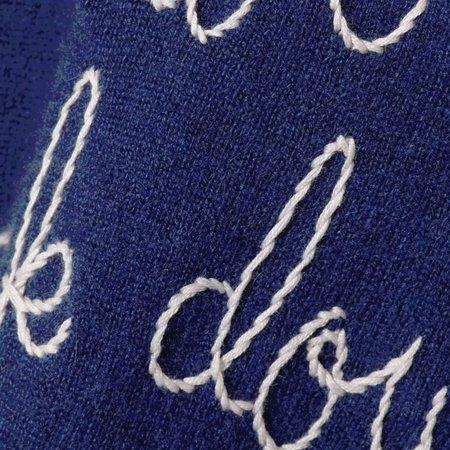 Lingua Franca I Won't Back Down Cashmere Sweater