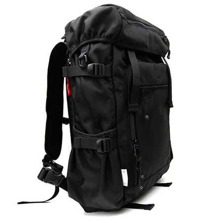 DSPTCH RUCKPACK - BLACK