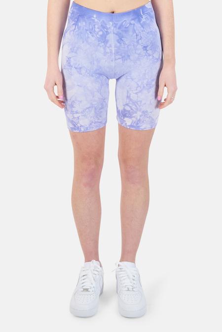 Cotton Citizen Milan Biker Short - Lilac