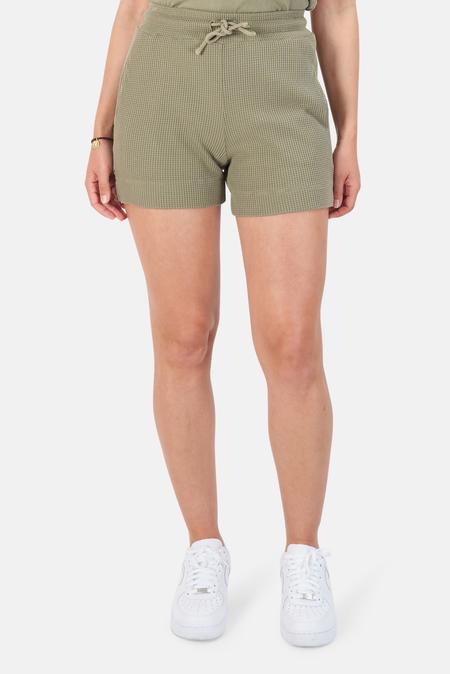 Cotton Citizen Monaco Shorts - Basil