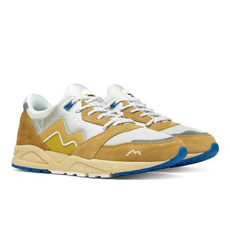 Karhu Aria 95 shoes - Curry/Golden Palm