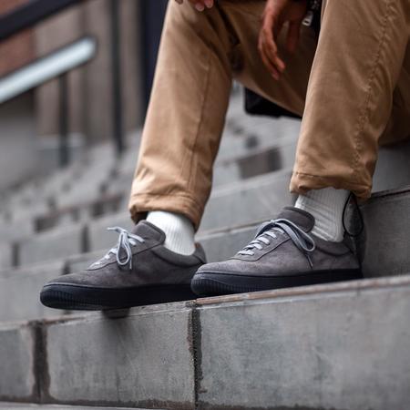 Unseen Footwear Clement Suede sneakers - Grey