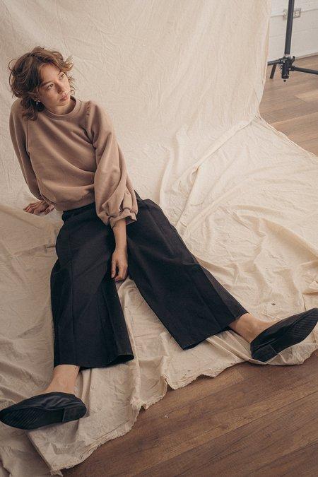 Ursa Minor Studio Flora Sweatshirt - Rose Bisque