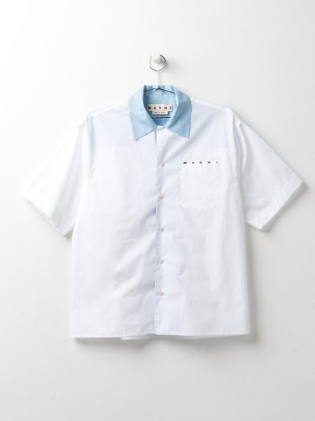 Marni Shirt - Lily White