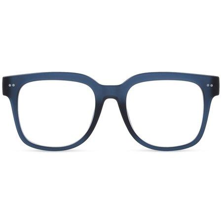 Look Optic Laurel Blue Light Glasses - Navy