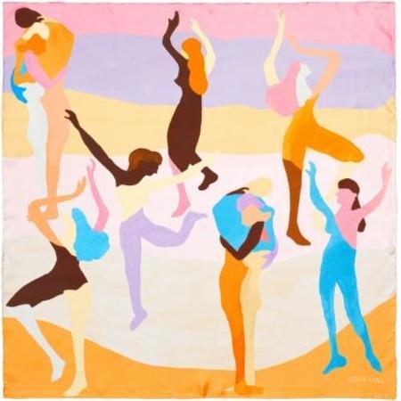 Stine Goya Gerdis Scarf - Dance