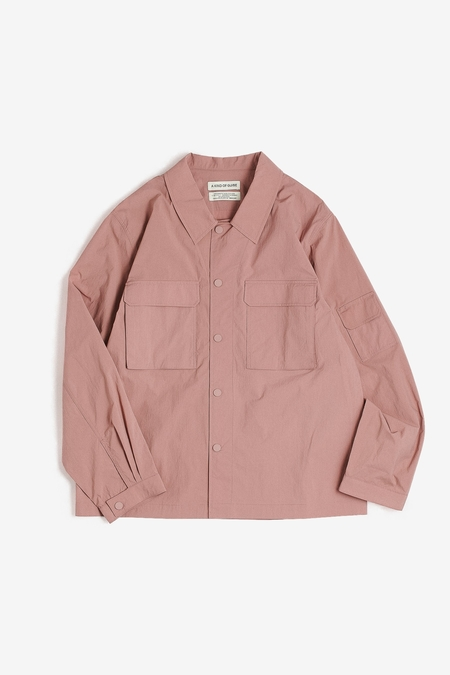 A Kind of Guise Clyde Shirt - Dusty Rose