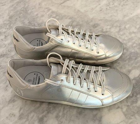 Primabase Forma Sneaker - Silver