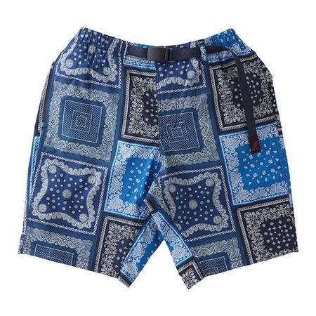 Gramicci Weather NN-Shorts - Navy Bandana