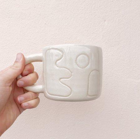 Rex Design JAZZ MUG - Off white