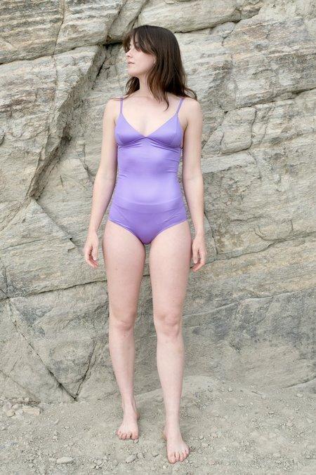 Baserange Mississippi Swimsuit - Laguna Purple