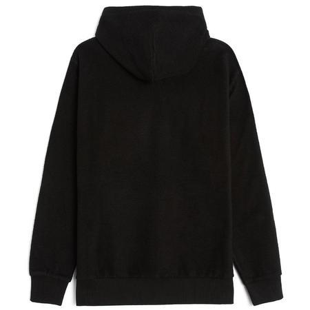CARHARTT WIP Hooded Contra Sweat - Black