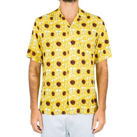 Portuguese Flannel DAISY Shirt - Yellow