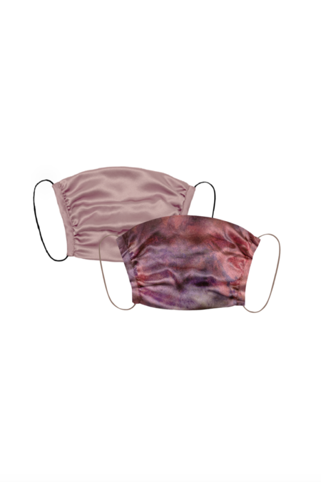 KES 2 in 1 pack Peace Covering - Organic Sunset/Mauve
