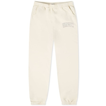 Sporty & Rich Princeton Sweat Pant - Milk