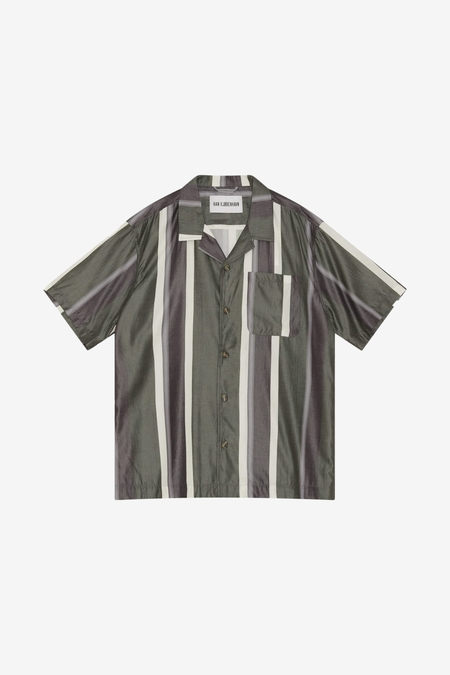 Han Kjøbenhavn Summer Shirt - Bright Stripe