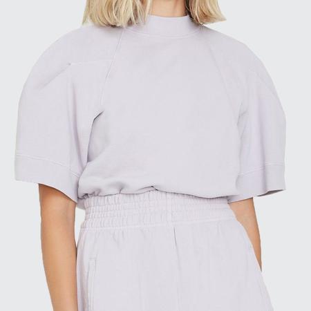 AGOLDE The Round Shoulder Sweatshirt - JLYBEAN