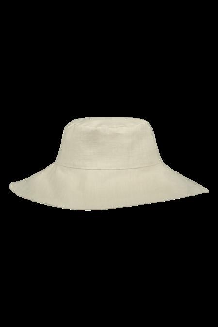 Kids Kaiko Clothing Boho Sun Hat - Beige