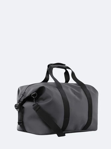 Unisex Rains Weekend Duffle Bag - Charcoal